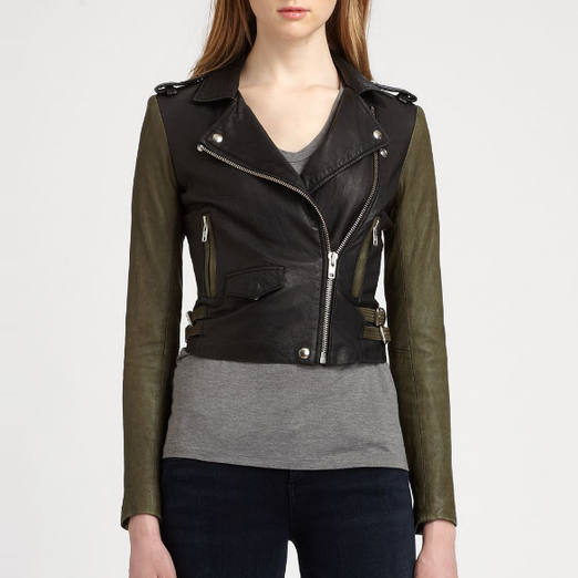 Best Leather Jackets - IRO Ashville Leather Jacket