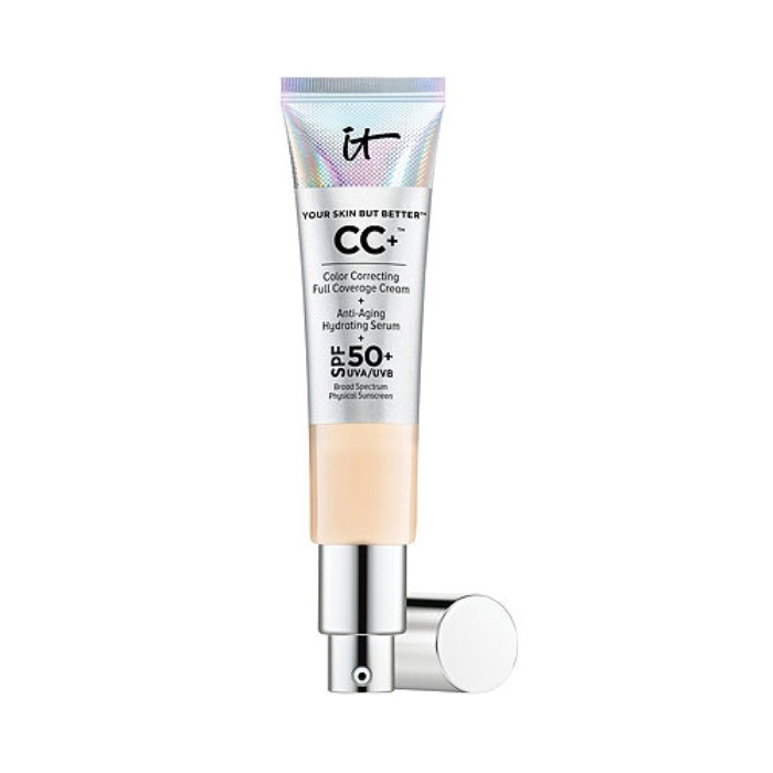Best Foundations for Mature Skin - It Cosmetics Your Skin But Better CC Cream
