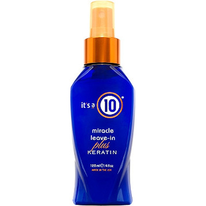 Best Editor's Beauty Picks 2017 - It's a 10® Miracle Leave-In Plus Keratin
