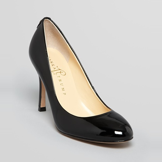 Best Basic Black Pumps - Ivanka Trump Janie
