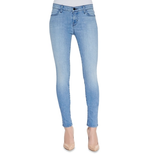 Best Light Wash Skinny Jeans - J Brand Photo Ready Super Skinny