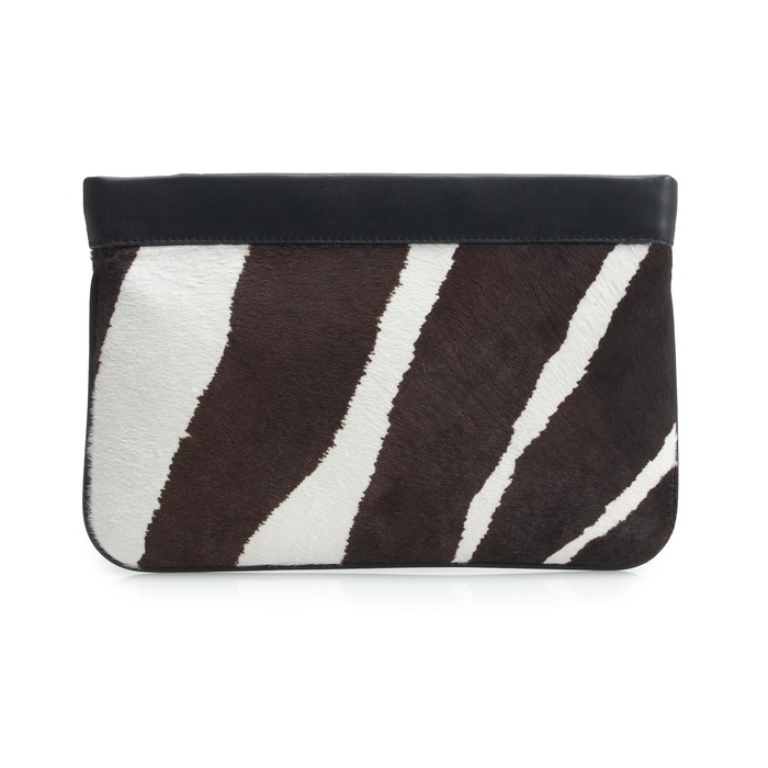 Best Best Clutches & Small Leather Accessories - J.Crew Calf Hair Clutch