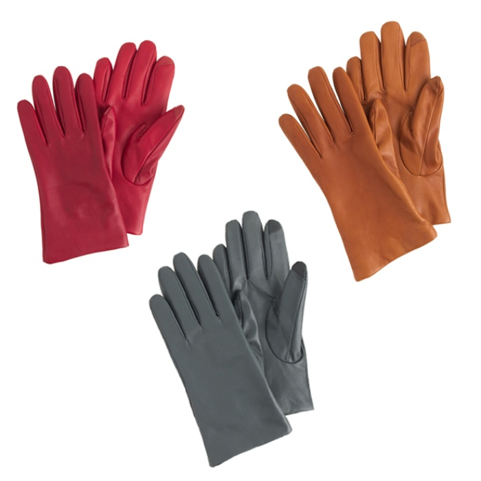 Best Hats & Gloves - J.Crew Cashmere-Lined Tech Gloves