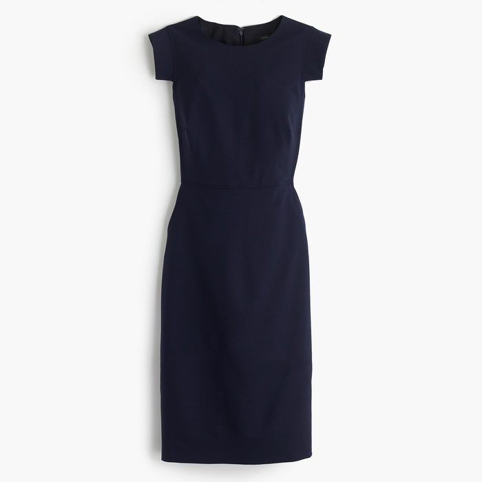 Best Wear to Work Dresses - J. Crew Resume Dress