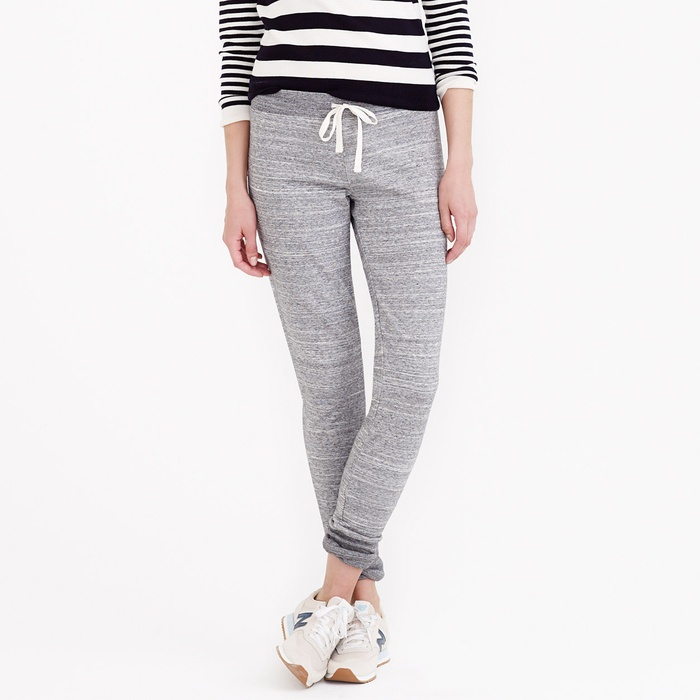 Best Stylish Sweatpants - J.Crew Weekend Skinny Sweatpant