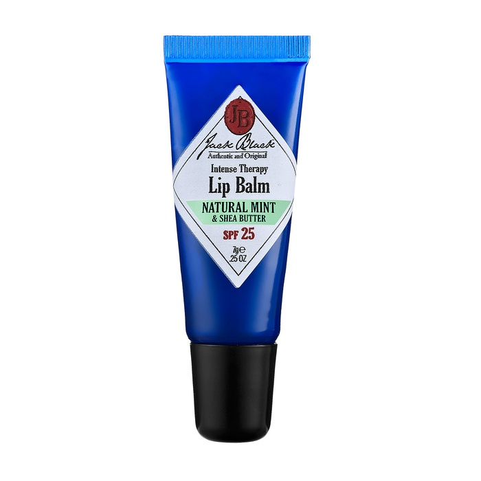 Best Summer's Best Lip Products - Jack Black Intense Therapy Lip Balm SPF 25