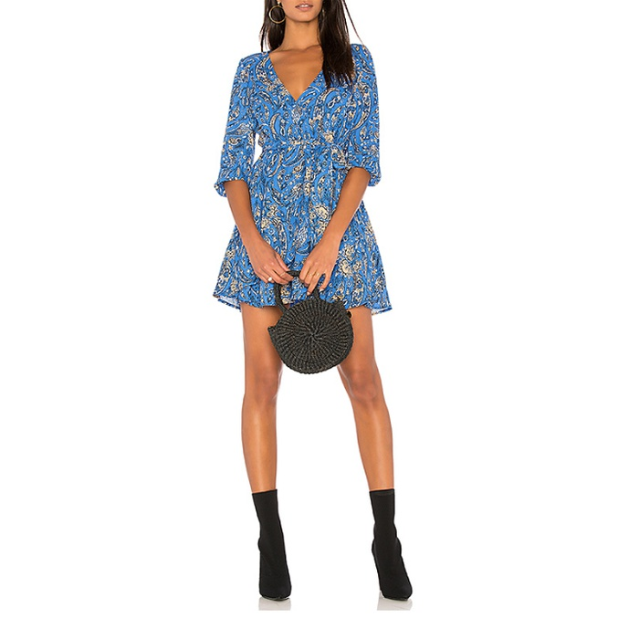 Best Transitional Dresses - Jack by BB Dakota Hugh Dress