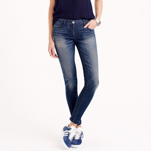 Best What's New in Denim... - J.Crew 3X1 High-rise Skinny