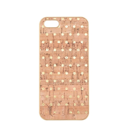 Best Graphic iPhone Cases Under $50 - J.Crew Dot Print Cork Case