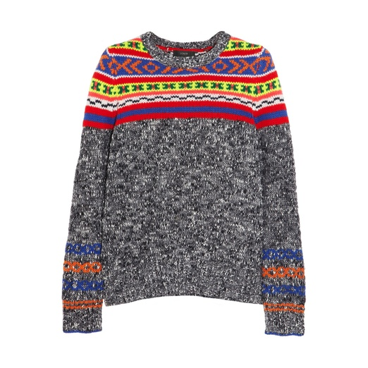 J.Crew Fair Isle Sweater | Rank & Style