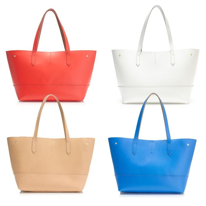 J.Crew New Uptown Tote Bag | Rank & Style