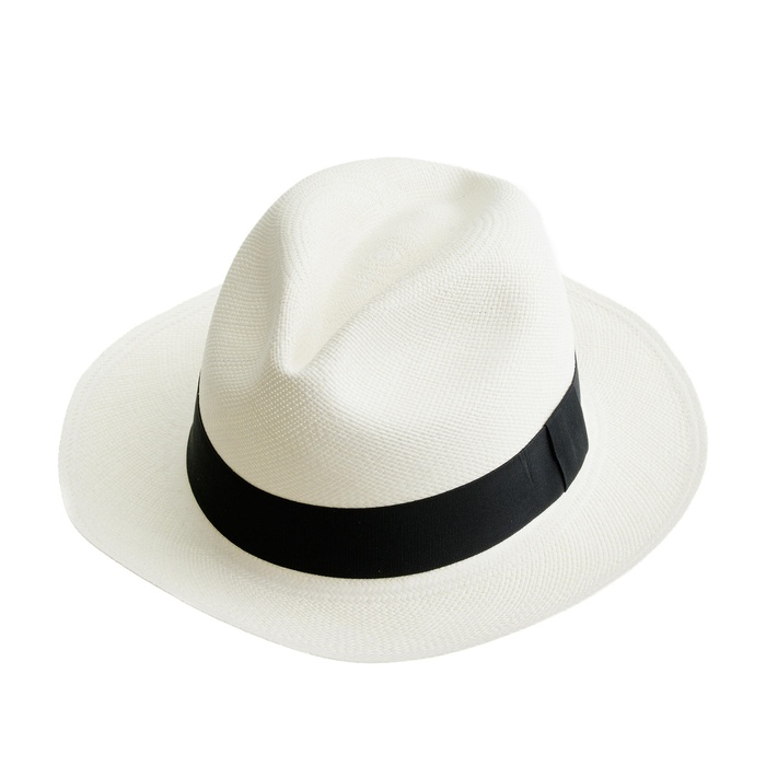 Best Stylish Summer Hats - J.Crew Panama Hat