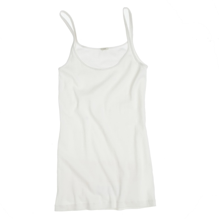Best White Tank Tops - J.Crew Perfect-Fit Tank