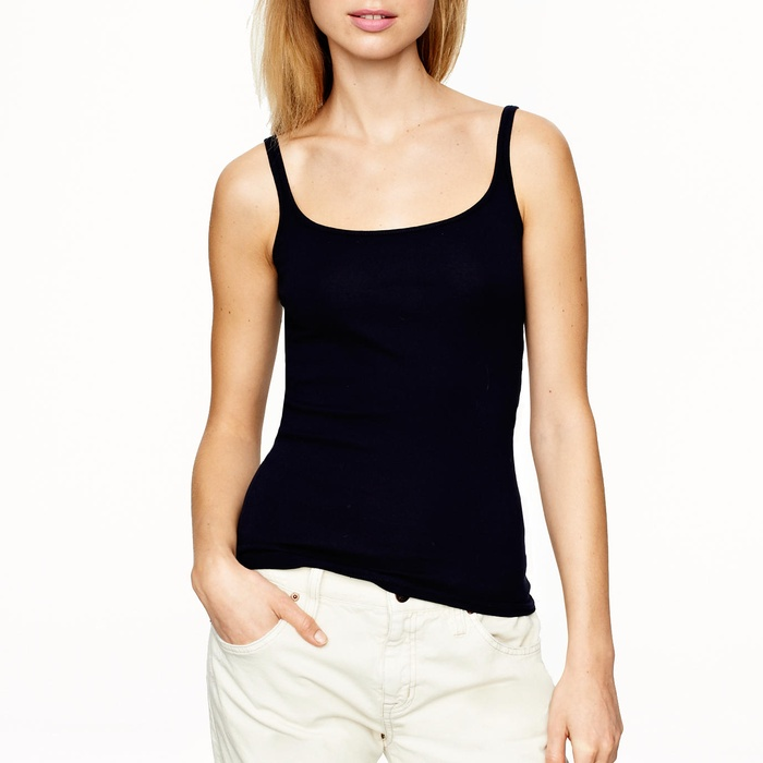 Best Everyday Camisoles - J.Crew Perfect-Fit Tank