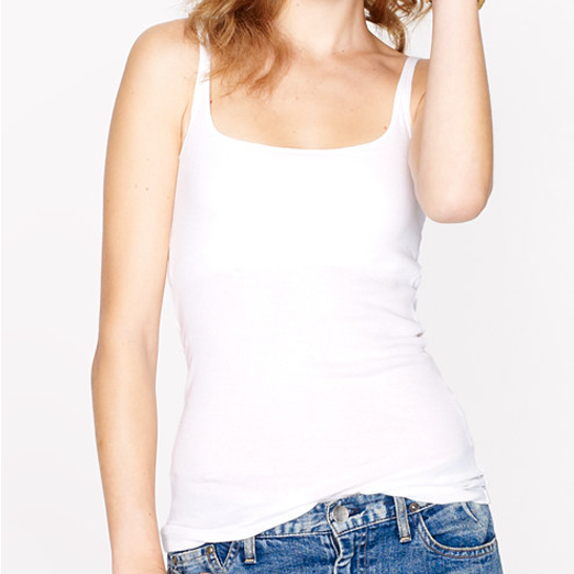 Best Camisoles - J.Crew Perfect Fit Tank With Built-In-Bra