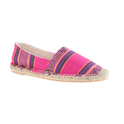 Best Ten Tribal Themed Bests - J.Crew Printed Espadrilles