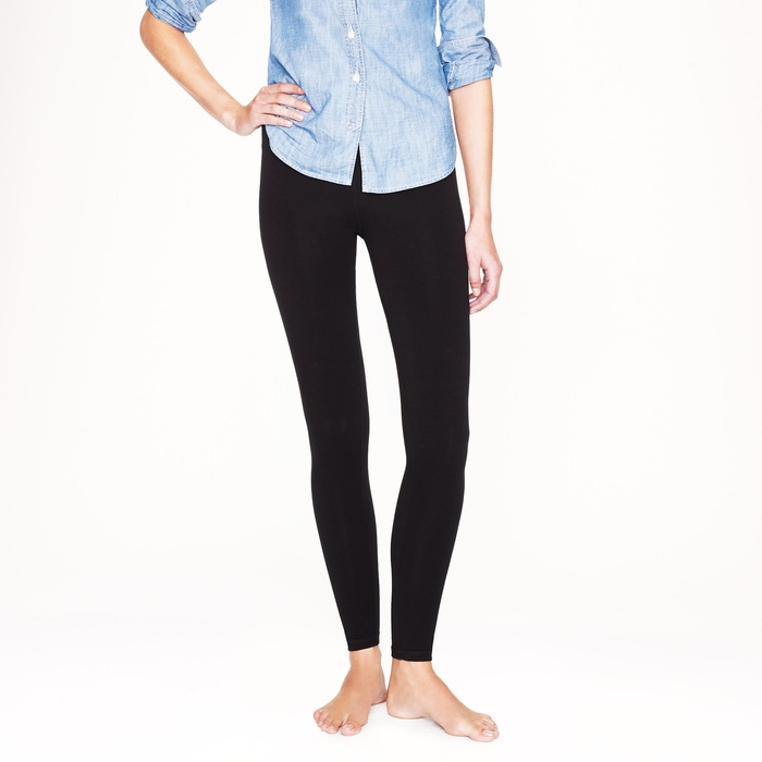 Best Black Leggings - J.Crew Signature Leggings