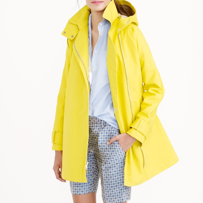 Best Spring Jackets - J.Crew Swing Trench Coat