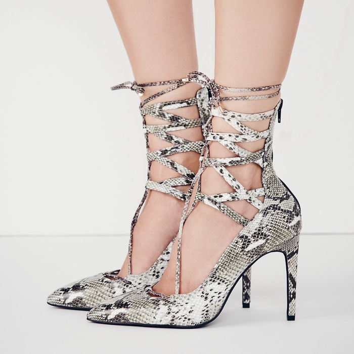 Best Summer Party Heels Under $200 - Jeffrey Campbell Hierro Heel