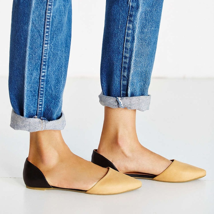 Best Flats Under $100 - Jeffrey Campbell In Love d'Orsay Flats