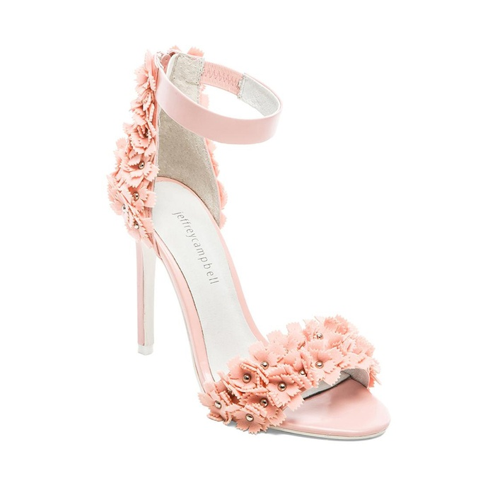 Best Summer Party Heels Under $200 - Jeffrey Campbell Meryl Floral Heel