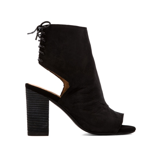Best Ten Winter Date Night Musts - Jeffrey Campbell QUINCY OPEN TOE HEELED BOOTY
