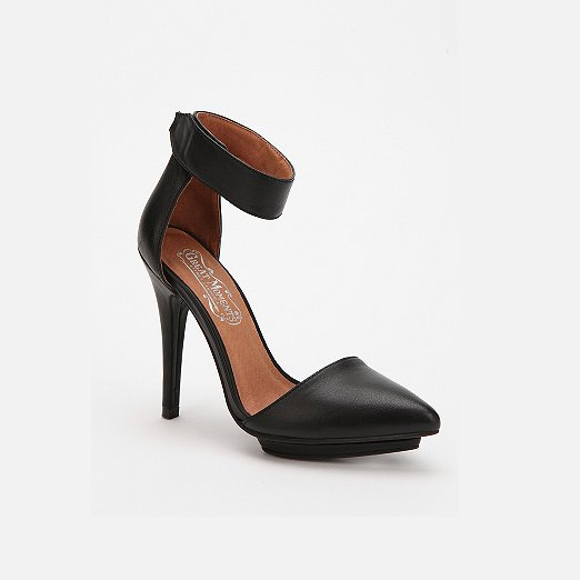 Best Ankle Strap Sandals - Jeffrey Campbell Solitaire Heel