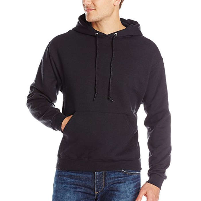 Best Men's Hoodies - Jerzees Men's Adult Pullover Hooded Sweatshirt