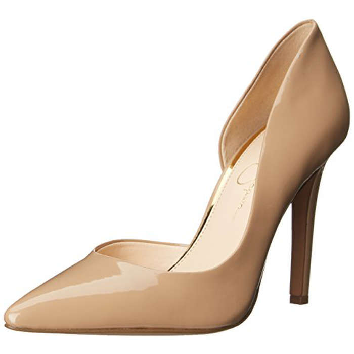 Best Nude Pumps - Jessica Simpson Claudette