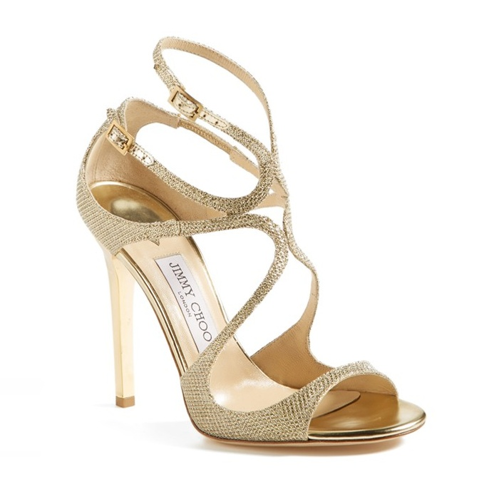 Best Wedding Heels - Jimmy Choo Lang Sandal