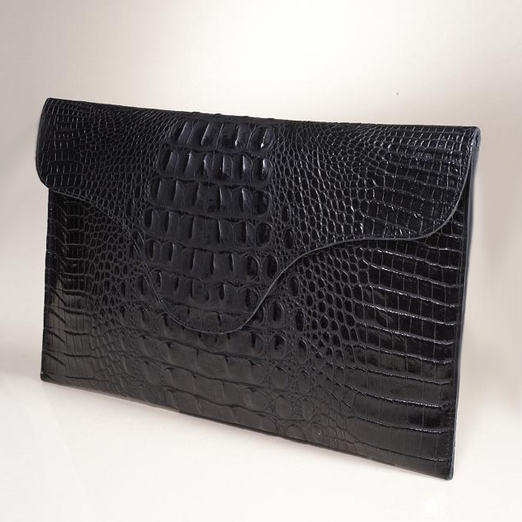 Best Envelope Clutches - JJ Winters Blake Lively Croco Envelope Clutch