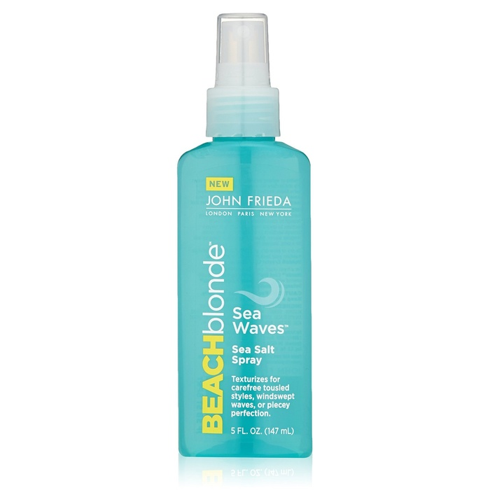 Best Drugstore Hair Products - John Frieda Beach Blonde Sea Waves Sea Salt Spray