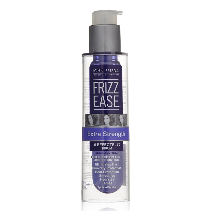 Best The season's best anti-frizz products - John Frieda Frizz-Ease Extra Strength