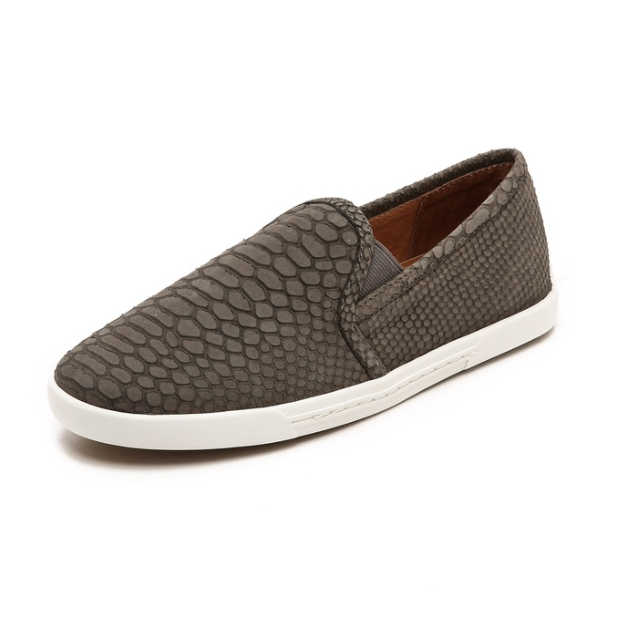 Best Slip On Sneakers - Joie Kidmore Embossed Sneakers