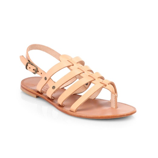 Best Flat Gladiator Sandals - Joie Leather Gladiator Sandals