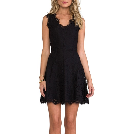 Best Spring LBDs - Joie Nikolina Lace Dress