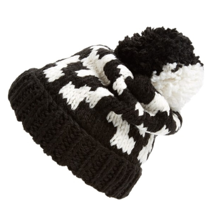 Best For the Ski Bunnies and Snow Angels - Jonathan Adler Nixon Grill Ski Hat