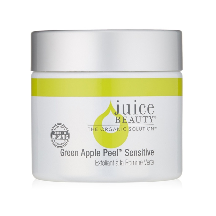 Best Natural Face Masks - Juice Beauty Green Apple Peel Sensitive