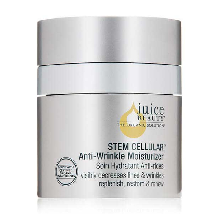 Best Vegan Skincare Products - Juice Beauty Stem Cellular Anti-Wrinkle Moisturizer