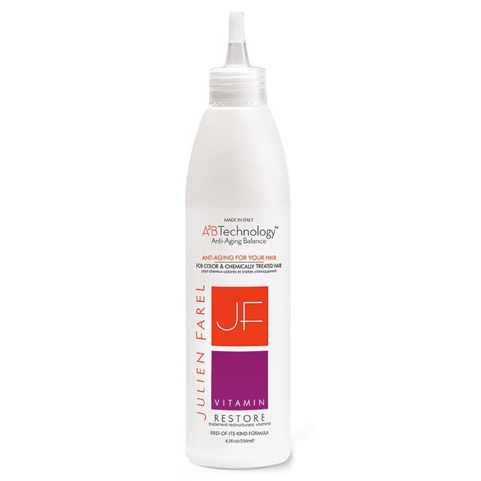 Best Anti-Aging Hair Products - Julien Farel Haircare Vitamin Restore
