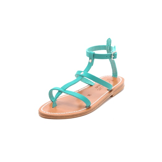 Best Bright Flat Sandals - K. Jacques Gina Flat Sandals