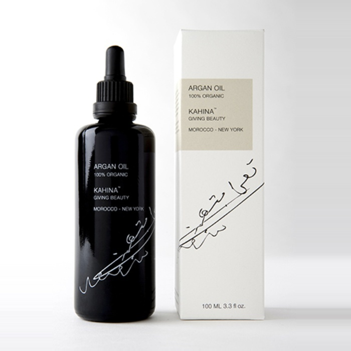 Best The Ten Best Argan Oil Products - Kahina Giving Beauty 100% Organic Argan Oil