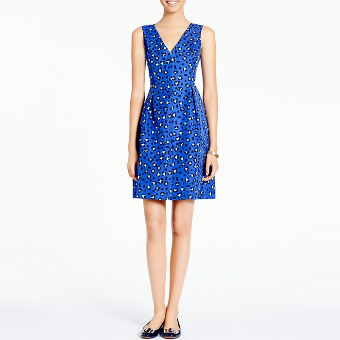 Best Animal Print Dresses - Kate Spade Cyber Cheetah Dawson Dress