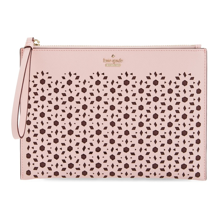 Best Mother's Day Gift Ideas - Kate Spade New York Cameron Street Bella Leather Pouch