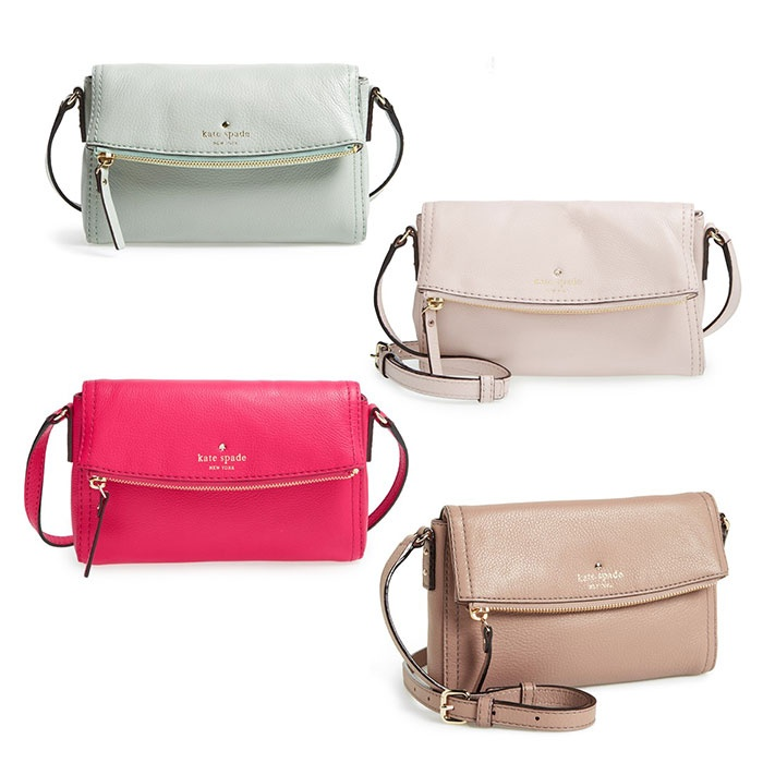 Best Mini Cross Body Bags Under $250 - Kate Spade New York Cobble Hill Mini Carson Crossbody Bag