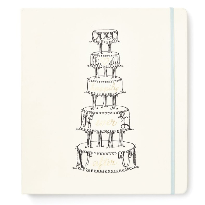 Best Wedding Planner Books - Kate Spade New York Happily Ever After Bridal Planner