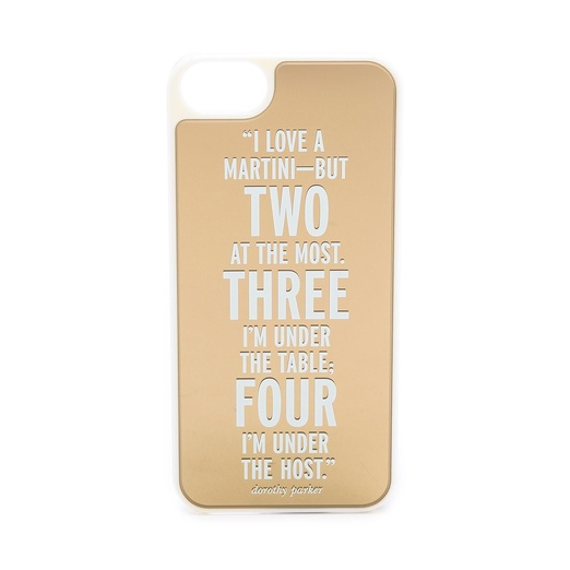 Best Graphic iPhone Cases Under $50 - Kate Spade New York I love A Martini Case