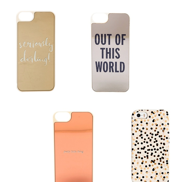 Best Tech Cases & Accessories - Kate Spade New York iPhone 5 Cases