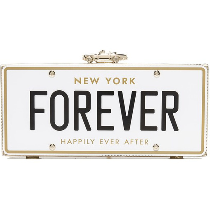 Best Statement Clutches - Kate Spade New York License Plate Clutch