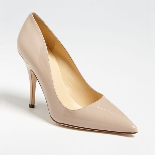 Best Nude Pumps - Kate Spade New York Licorice in Nude